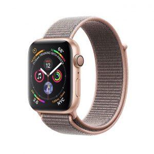Nylon Loop For Apple Watch Series4 40mm /44mm Soft Watch discountshub