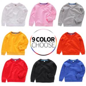 Hoodies Sweatshirts Girls Kids shirt Cotton Tops Baby Children Boys Autumn Clothes Toddler Clothing Sweater Child's Infant discountshub