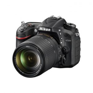 Nikon D7200 DSLR Camera With 18-140mm VR Lens - Black discountshub