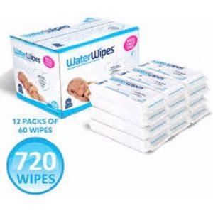 Baby Wipes Sensitive Newborn Skin, 720 Wipes discountshub