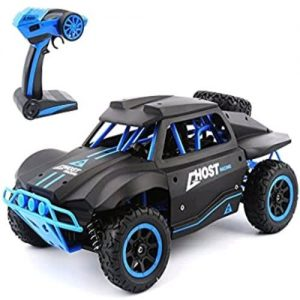 Gizmovine Remote Control Car - 4wd Large Size - High Speed - 15.5 Mph+ Racing Rc Cars Off Road discountshub