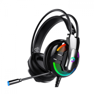 Gaming Headset Professional PS4 Headset Gamer Surround Noise Cancelling HD Mic RGB Light for PS4 PC Xbox Gamer discountshub