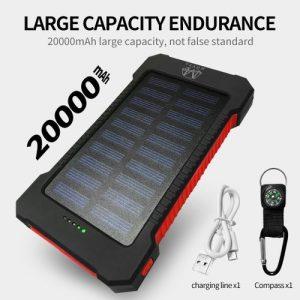 20000 MAH Fast Charging Dual USB Portable Power Banks discountshub