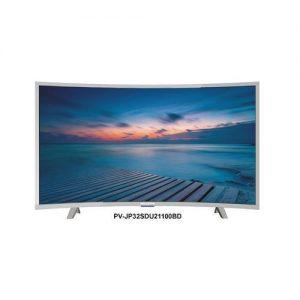 Polystar 32 Inches Smart Curve Led TV -PV-JP32CV1100BD discountshub