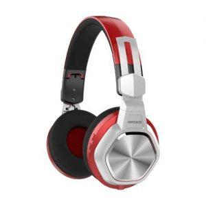 Weile Red - Wireless Bass Headphone discountshub
