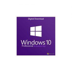 Windows 10 Professional 32/64-bit License Key discountshub