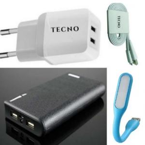 40,000mah Power Bank Plus Tecno/android Charger & Led Light discountshub