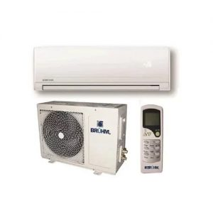 Bruhm 1hp Copper Split Air Conditioner Plus Free Installation Kit - Bsa-09cr discountshub