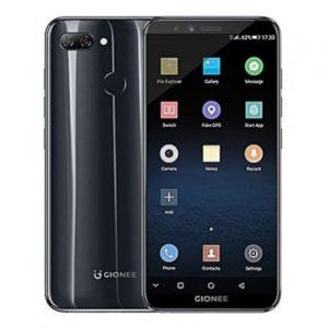 """Gionee S11 Lte- Dual Sim-5.7"""" -64GB ROM-4GB RAM-4G-Fingerprint-3030mAh -Black discountshub"""
