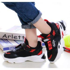 Girls Sneakers - Black discountshub