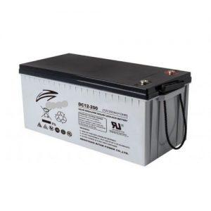 Gp Batteries GP BATTERY 200AH/12V discountshub