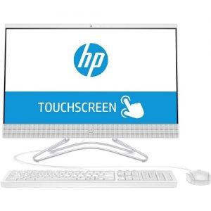 HP 24-all-in-one Desktop -intel Pentium Silver Touch Screen 8gb Ram,1tb Hdd,dvd Writer Win 10 discountshub