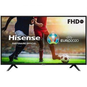 "Hisense 43"" Full Hd Television + Free Wall Bracket discountshub"