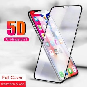 IPhone X Screen Protector (9H Hardness) 5D Tempered Glass discountshub