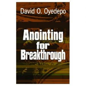 Jumia Books Anointing For Breakthrough By Bishop Oyedepo discountshub