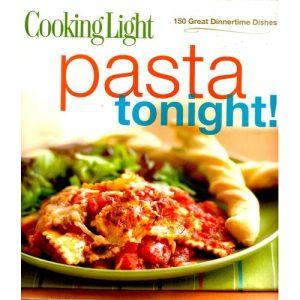 Jumia Books Cooking Light Pasta Tonight!: 150 Great Dinnertime Dishes discountshub