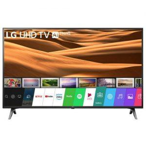 LG 55'' 4K UHD Smart Satellite TV+Netflix,YouTube APP & Apple Airplay discountshub