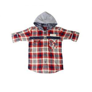 Napoleon Nj89 Boys Shirt With Hood discountshub