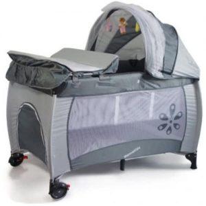 New Portable Travel Cot Baby Cot Playpen Playard discountshub