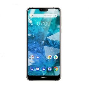 Nokia 7.1 4G Smartphone Android 9.0 OS 4G 64GB 5.84-inch Screen 3060mAh Battery-Silver Grey discountshub