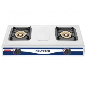 Polystar 2 Bunner Table Top Gas Cooker Pv-kgrgd057 discountshub
