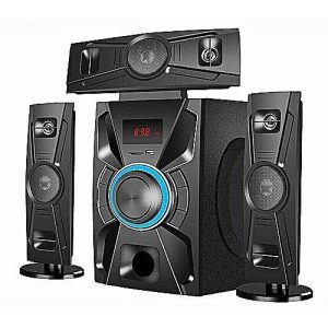 Rockview Powerful SOUND Bluetooth Home Theater Sound System discountshub