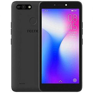 "Tecno POP 2F ( B1F) -5.5"", Android 8.1,(16GB ROM+1GB RAM),8MP+5MP Camera With Flash, Battery 2400mAh- Midnight Black discountshub"