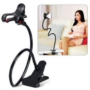 360 Flexible Phone Holder - Black discountshub