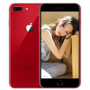 Apple IPhone 8 Plus 64GB 5.5 Inch IOS Smartphone (Refurbished) - Red discountshub