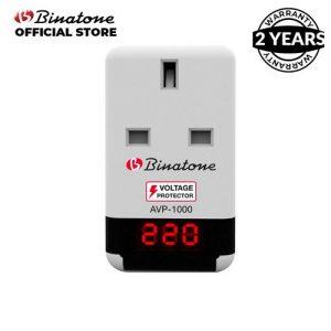 Binatone 10 AMP Automatic Voltage Protector AVP-1000 discountshub