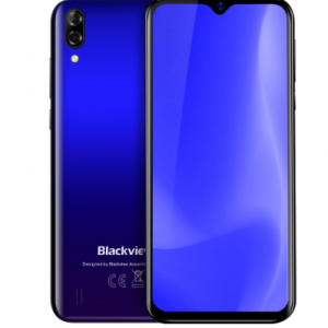 Blackview A60 3G Mobile Phone Android 8.1 Smartphone Quad Core 4080mAh Cellphone 1GB+16GB 6.1 inch 19.2:9 Screen Dual Camera discountshub