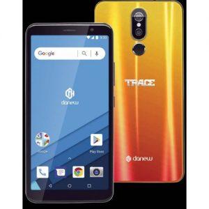 Danew TRACEONE 5.5-Inch (2GB RAM, 32GB ROM) Android 8.1, 13MP + 8MP Dual SIM 4G Smartphone discountshub