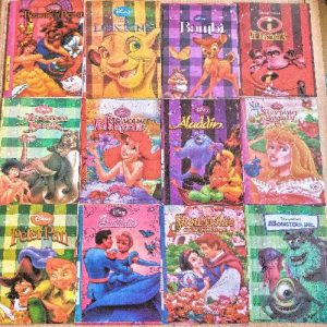 Disney Story Book For Kids.......12 Collection discountshub