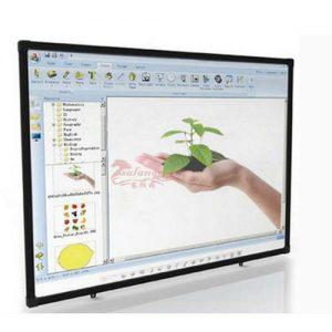 """E Board Interactive Whiteboard 82"""" Multitouch- White discountshub"""