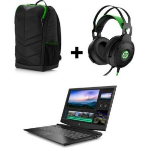 Hp Pavilion Gaming Bundle (Pavilion Gaming 15 Laptop + Pavilion Backpack + Pavilion Headset) discountshub