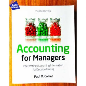 Jumia Books Accounting For Managers: Interpreting Accounting Information For Decision-Making discountshub