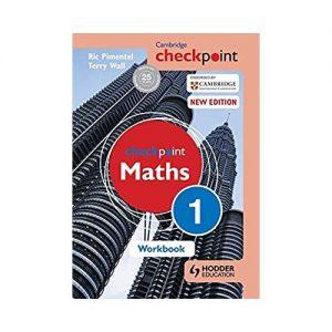 Jumia Books Cambridge Checkpoint Maths Workbook 1 discountshub