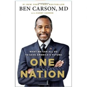 Jumia Books One Nation: By Ben Carson (PaperBack) discountshub