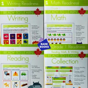 Jumia Books Reading Readiness For Grade 1 (1 Set) Ages 5-11 discountshub