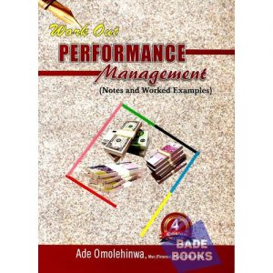 Jumia Books Work Out Performance Management (Notes And Worked Examples) discountshub