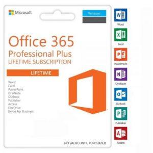 Microsoft Office 365 Professional Plus 2019 - 5 Users - Windows Or Mac discountshub