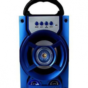 Protable Bluetooth Speaker Wireless Bass Stereo Sound System With Led Light Speaker Support TF Card FM Radio Outdoor Travel discountshub