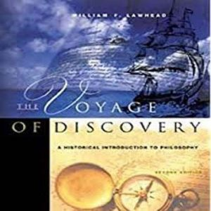 The Voyage Of Discovery: A Historical Introduction To Philosophy discountshub