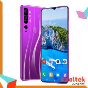 VEON Smartphone 6.7inch Full Display 13MP+24MP Andriod 10.0 Smartphone-Purple discountshub