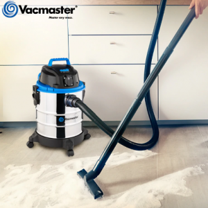 Vacmaster Wet Dry Vacuum Cleaner for Home Carpet 20L Stainless Steel Tank Vacuum Cleaner Dust Collector Home Cleaning Appliance discountshub