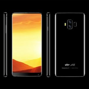 vkworld S8 5.99-inches 18: 9 Full Screen 4G-LTE Fingerprint Smartphone 4+64GB discountshub