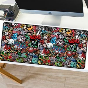 800x300mm Mouse Pads Rubber Lockedge Gaming Mousepad Large discountshub