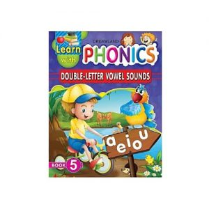 Dreamland: Learn With Phonics Double Letter Vowel Sound (book 5) discountshub