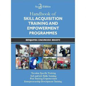Handbook Of Skill Acquisition Training & Empowerment Programmes -2nd Edition discountshub