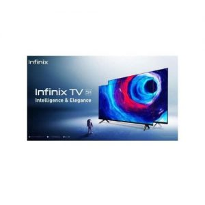 Infinix 43' Uhd Smart Tv With Air Mouse+bluetooth Function+screen Mirrowing discountshub
